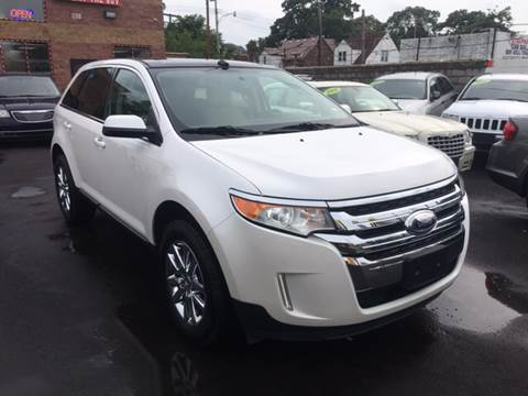 2012 Ford Edge for sale at Twin's Auto Center Inc. in Detroit MI