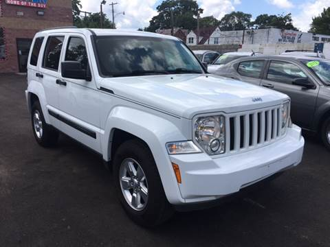 2012 Jeep Liberty for sale at Twin's Auto Center Inc. in Detroit MI
