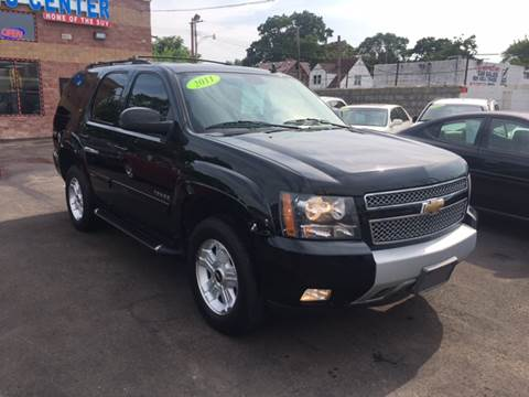 2011 Chevrolet Tahoe for sale at Twin's Auto Center Inc. in Detroit MI