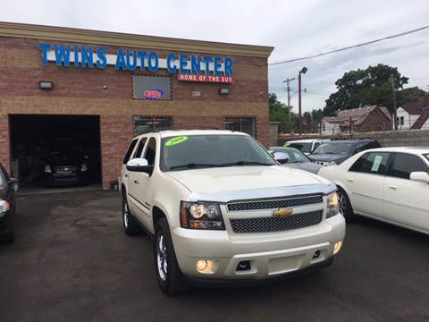 2008 Chevrolet Tahoe for sale at Twin's Auto Center Inc. in Detroit MI