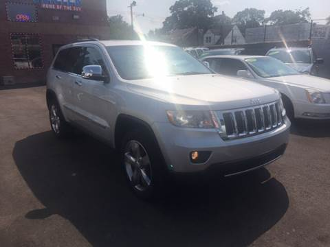 2011 Jeep Grand Cherokee for sale at Twin's Auto Center Inc. in Detroit MI