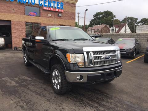 2010 Ford F-150 for sale at Twin's Auto Center Inc. in Detroit MI