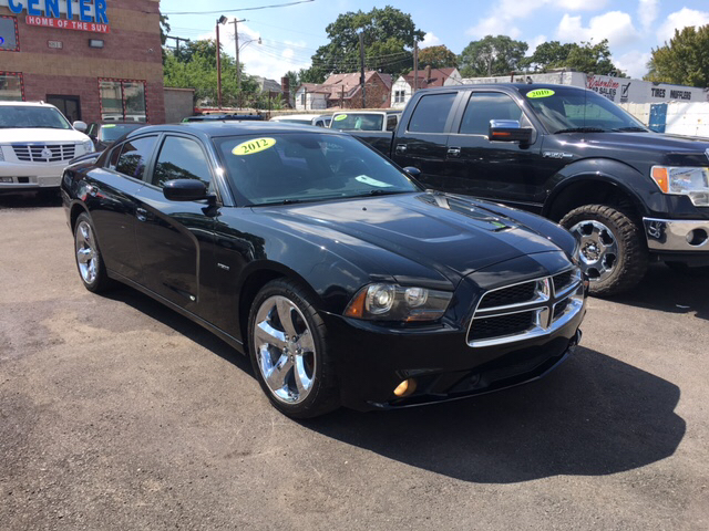 2012 Dodge Charger for sale at Twin's Auto Center Inc. in Detroit MI