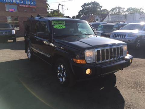 2007 Jeep Commander for sale at Twin's Auto Center Inc. in Detroit MI