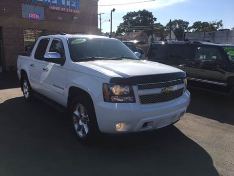 2008 Chevrolet Avalanche for sale at Twin's Auto Center Inc. in Detroit MI