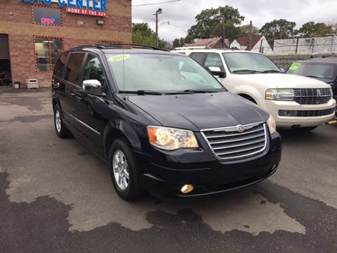2010 Chrysler Town and Country for sale at Twin's Auto Center Inc. in Detroit MI