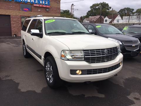 2007 Lincoln Navigator L for sale at Twin's Auto Center Inc. in Detroit MI