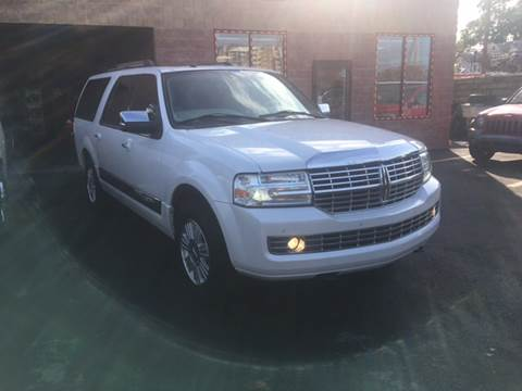2010 Lincoln Navigator L for sale at Twin's Auto Center Inc. in Detroit MI
