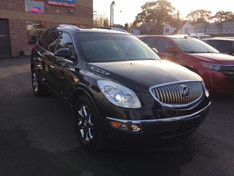 2009 Buick Enclave for sale at Twin's Auto Center Inc. in Detroit MI