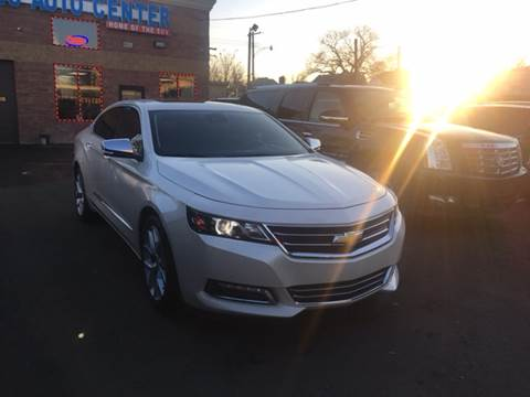 2014 Chevrolet Impala for sale at Twin's Auto Center Inc. in Detroit MI