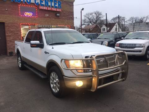 2011 Ford F-150 for sale at Twin's Auto Center Inc. in Detroit MI