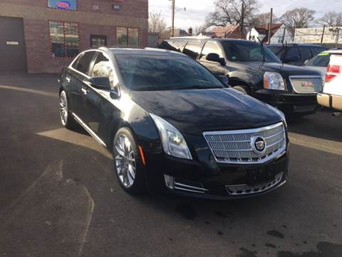 2013 Cadillac XTS for sale at Twin's Auto Center Inc. in Detroit MI