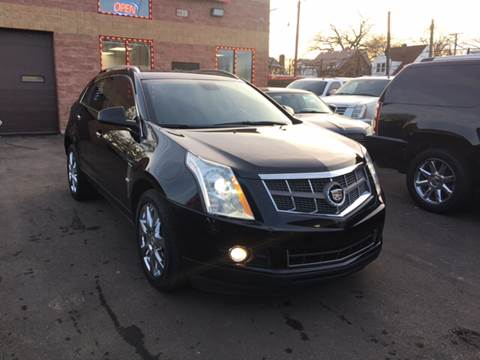 2010 Cadillac SRX for sale at Twin's Auto Center Inc. in Detroit MI