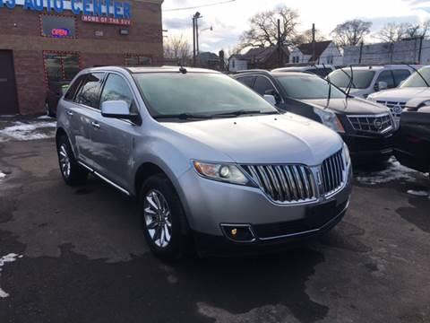 2011 Lincoln MKX for sale at Twin's Auto Center Inc. in Detroit MI