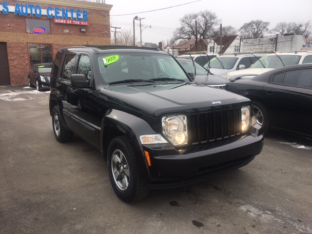 2008 Jeep Liberty for sale at Twin's Auto Center Inc. in Detroit MI