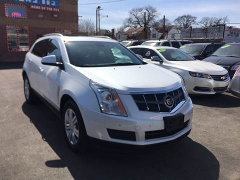 2011 Cadillac SRX for sale at Twin's Auto Center Inc. in Detroit MI