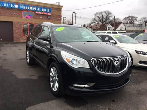 2014 Buick Enclave for sale at Twin's Auto Center Inc. in Detroit MI