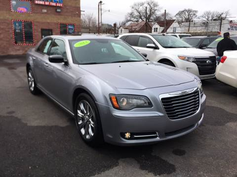 2013 Chrysler 300 for sale at Twin's Auto Center Inc. in Detroit MI