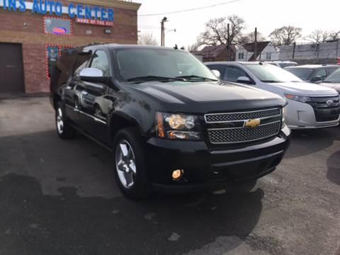2012 Chevrolet Suburban for sale at Twin's Auto Center Inc. in Detroit MI