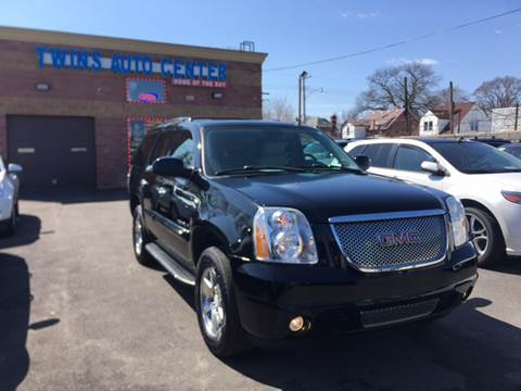 2008 GMC Yukon for sale at Twin's Auto Center Inc. in Detroit MI
