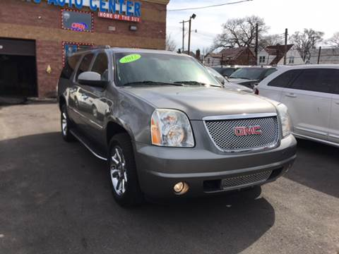 2012 GMC Yukon XL for sale at Twin's Auto Center Inc. in Detroit MI