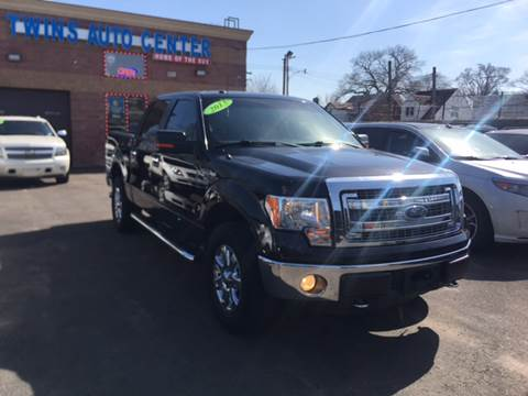 2013 Ford F-150 for sale at Twin's Auto Center Inc. in Detroit MI