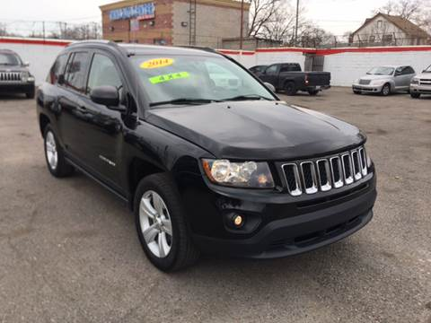 2014 Jeep Compass for sale at Twin's Auto Center Inc. in Detroit MI