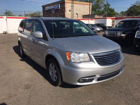 2011 Chrysler Town and Country for sale at Twin's Auto Center Inc. in Detroit MI