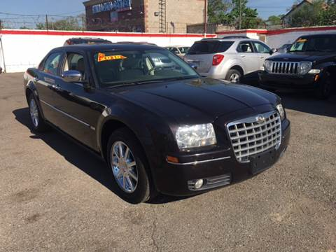 2010 Chrysler 300 for sale at Twin's Auto Center Inc. in Detroit MI