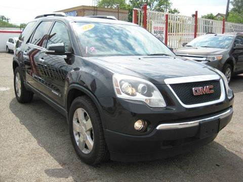 2008 GMC Acadia for sale at Twin's Auto Center Inc. in Detroit MI