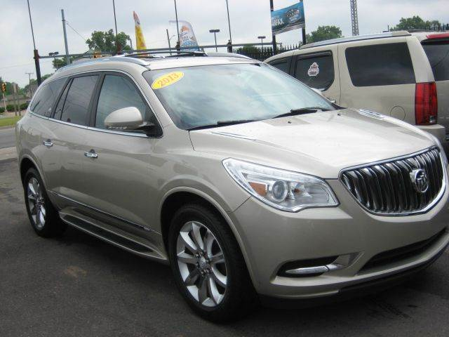 2013 Buick Enclave for sale at Twin's Auto Center Inc. in Detroit MI
