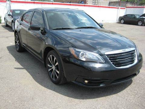 2011 Chrysler 200 for sale at Twin's Auto Center Inc. in Detroit MI