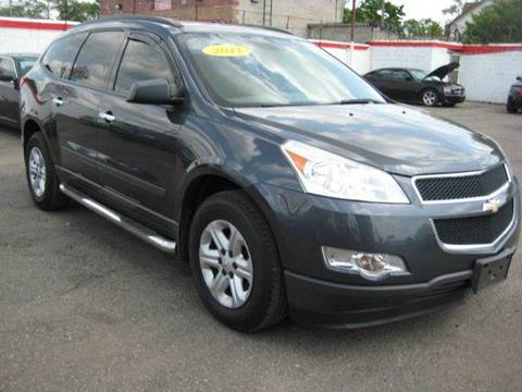 2011 Chevrolet Traverse for sale at Twin's Auto Center Inc. in Detroit MI