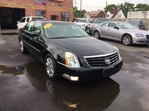 2011 Cadillac DTS for sale at Twin's Auto Center Inc. in Detroit MI