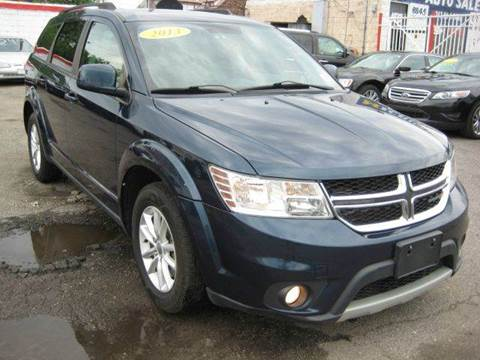 2013 Dodge Journey for sale at Twin's Auto Center Inc. in Detroit MI