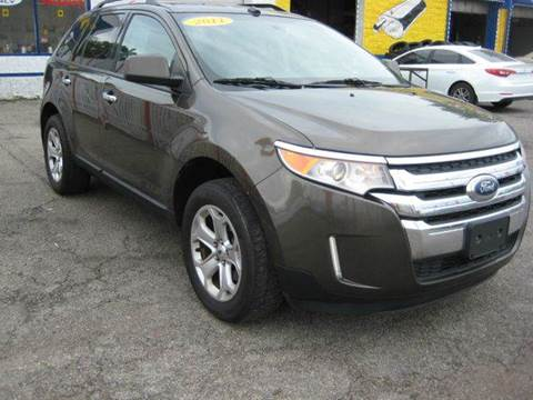 2011 Ford Edge for sale at Twin's Auto Center Inc. in Detroit MI