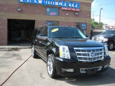 2011 Cadillac Escalade ESV for sale at Twin's Auto Center Inc. in Detroit MI