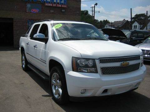 2012 Chevrolet Avalanche for sale at Twin's Auto Center Inc. in Detroit MI