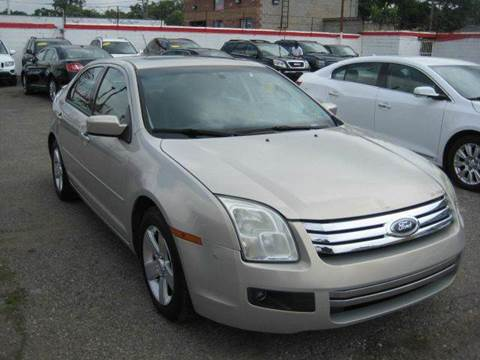 2009 Ford Fusion for sale at Twin's Auto Center Inc. in Detroit MI