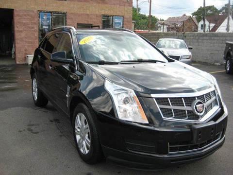 2011 Cadillac SRX for sale at Twin's Auto Center Inc. in Detroit MI
