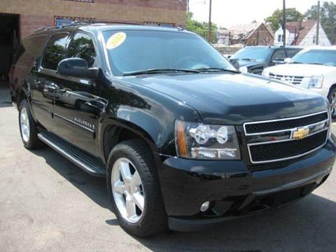 2011 Chevrolet Suburban for sale at Twin's Auto Center Inc. in Detroit MI