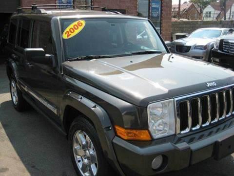 2006 Jeep Commander for sale at Twin's Auto Center Inc. in Detroit MI