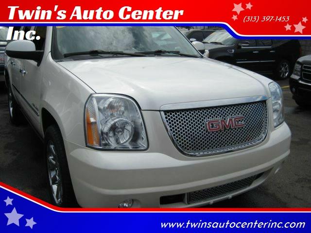 2011 Gmc Yukon Xl car for sale in Detroit
