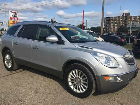 2012 Buick Enclave for sale at Twin's Auto Center Inc. in Detroit MI