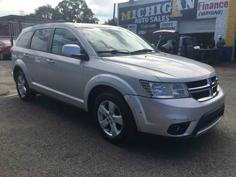 2012 Dodge Journey for sale at Twin's Auto Center Inc. in Detroit MI