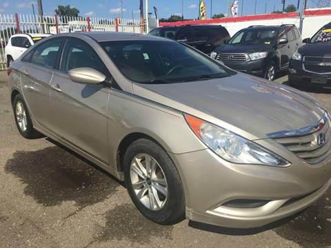2011 Hyundai Sonata for sale at Twin's Auto Center Inc. in Detroit MI