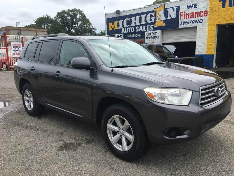2009 Toyota Highlander for sale at Twin's Auto Center Inc. in Detroit MI
