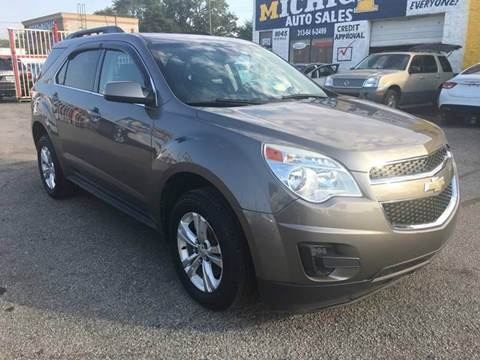 2012 Chevrolet Equinox for sale at Twin's Auto Center Inc. in Detroit MI