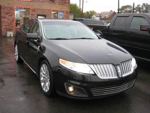 2011 Lincoln MKS for sale at Twin's Auto Center Inc. in Detroit MI