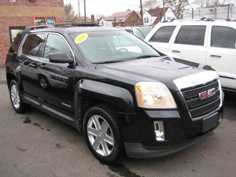 2011 GMC Terrain for sale at Twin's Auto Center Inc. in Detroit MI